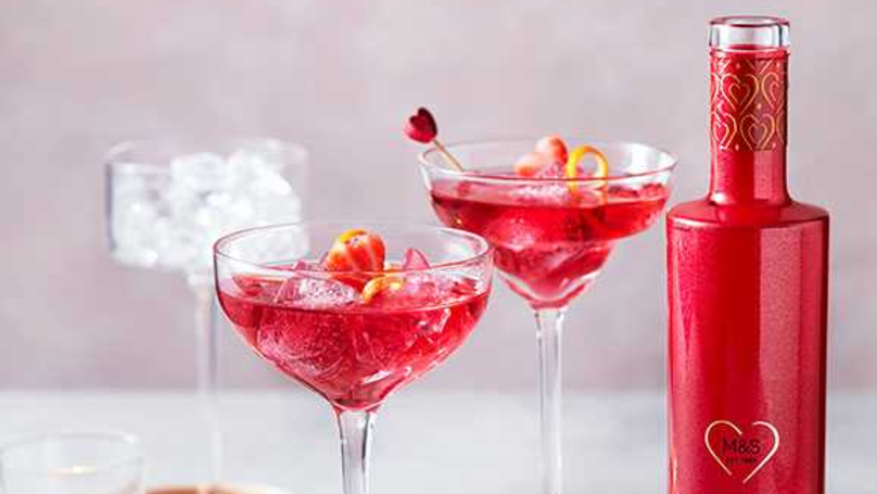 M&S's Valentini Cocktail Will Satisfy Your Sweet Tooth This Valentine's Day