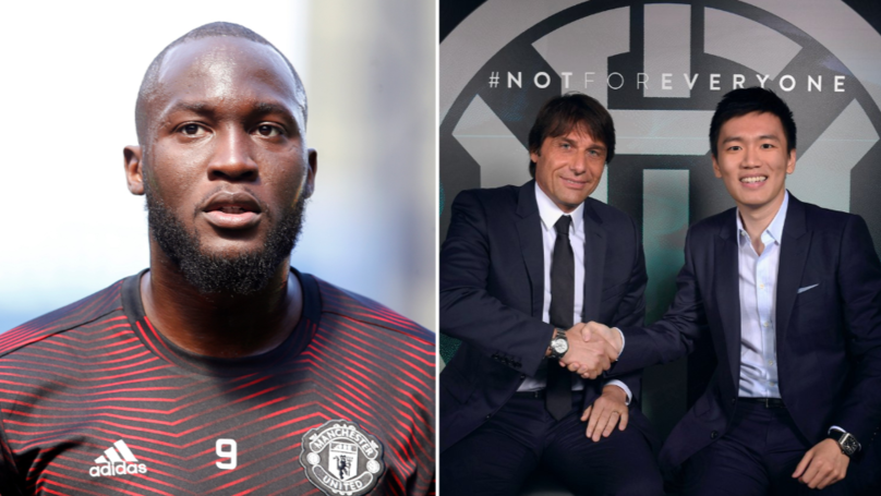 "Romelu Lukaku Calls Antonio Conte ""The Best Manager In The World"" Amid Inter Milan Interest"