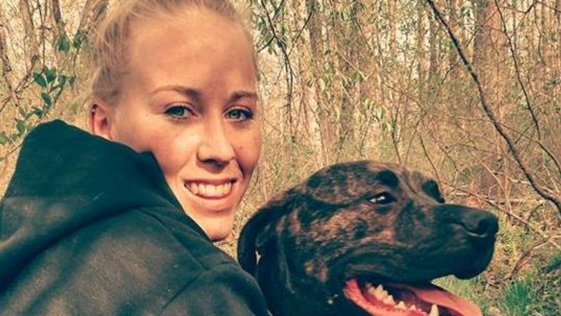 American Woman Mauled To Death By Her Two Pitbulls