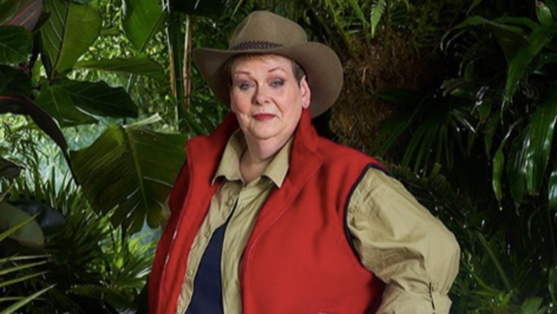 Anne Hegerty Admits She Cried Herself To Sleep On First Night In I'm A Celebrity Camp