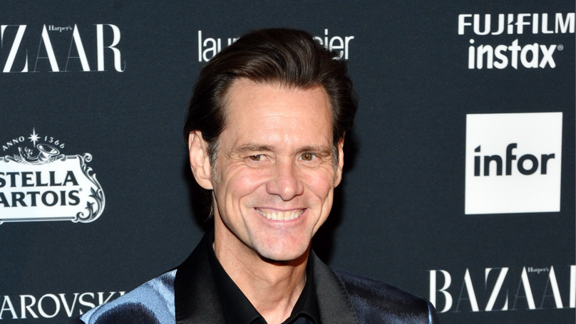 Jim Carrey Explains His Strange Behaviour During Red Carpet Interview