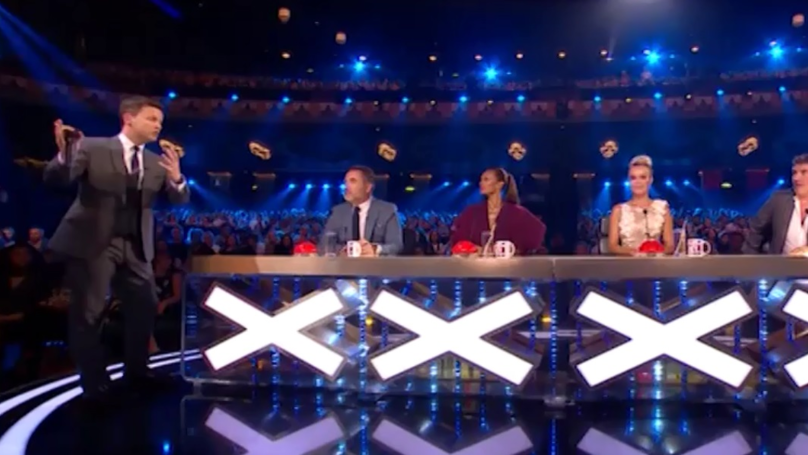 Dec Made A Joke About His Missing Mate On Britain's Got Talent Last Night