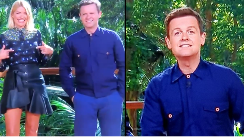 People Couldn't Stop Looking At Dec's 'Nipples' On 'I'm A Celebrity'