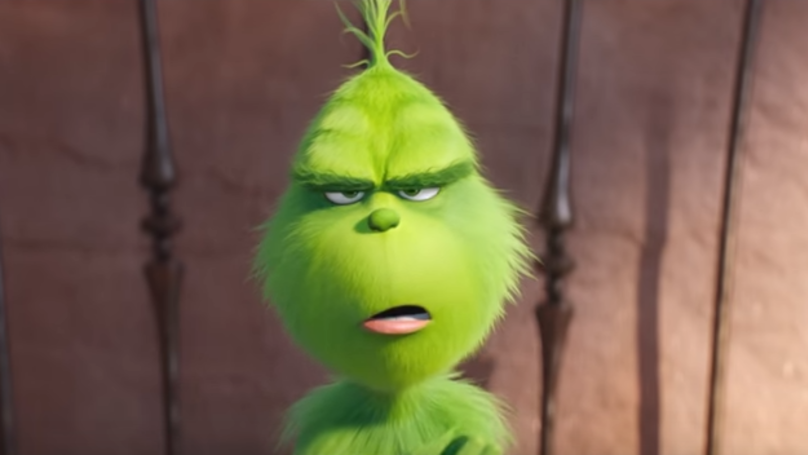 First Official Trailer For 'The Grinch' Reboot Has Been Released