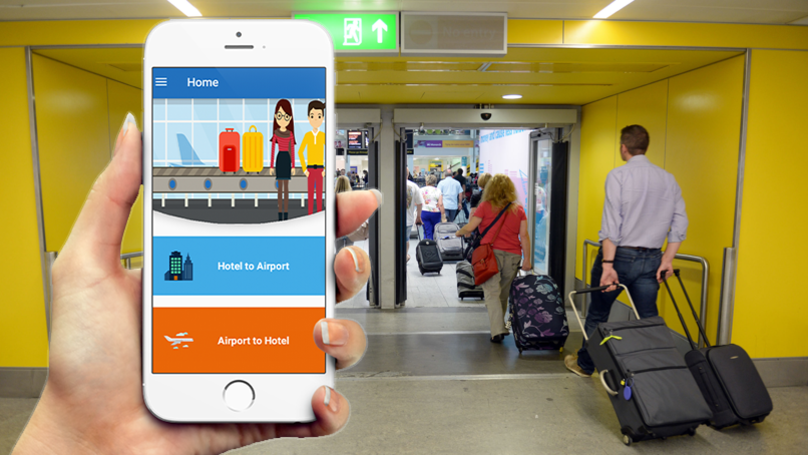 New £21 'Luggage Teleport' Service Could Be About To Make Hauling Bags Around On Holiday A Thing Of The Past