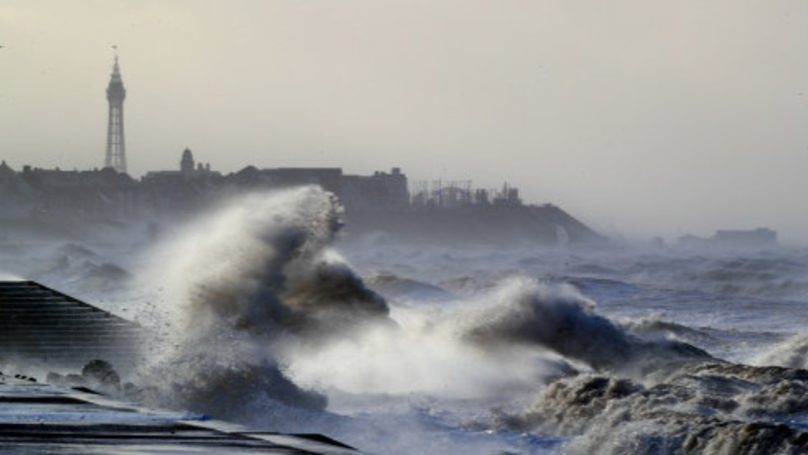 'Danger To Life' Warning Issued For UK As Storm Helene Approaches