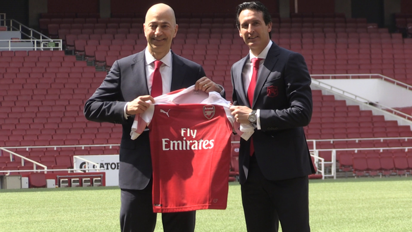 Forgotten Arsenal Player Returns To The Club For Pre-Season
