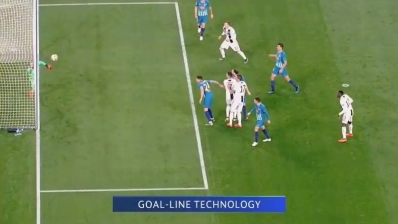 Atlético Madrid Fan Posts 'Conspiracy Video' On Cristiano Ronaldo's Second Goal For Juventus