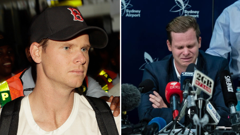 Steve Smith Sends Nine Year Old Fan A Personal Apology