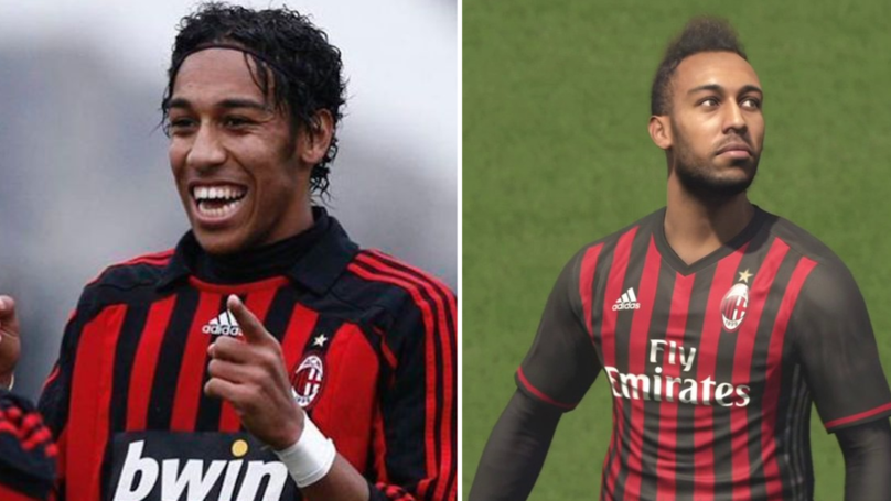 Has Aubameyang Just Dropped A Hint That He Wants AC Milan Move On FIFA 17?