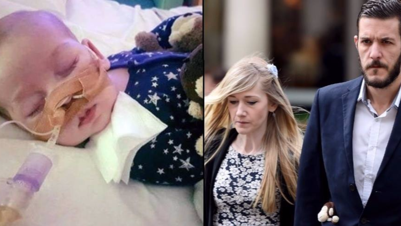 Charlie Gard's Parents End Legal Battle To Take Son To America