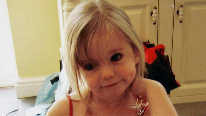 Cops Investigating Disappearance Of Madeleine McCann Issued Weird Blank-Faced Sketch