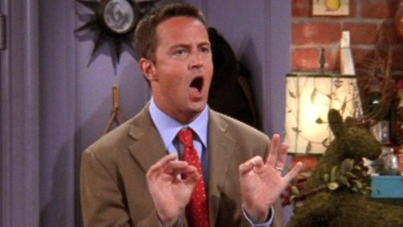 It's 20 Years Later And Still Nobody Knows What Chandler Bing's Job Was