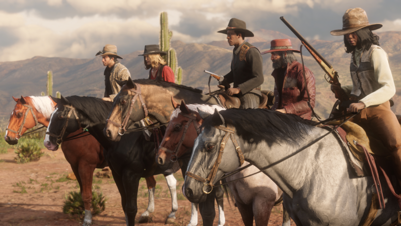 Red Dead Online Beta Getting Update With New Features