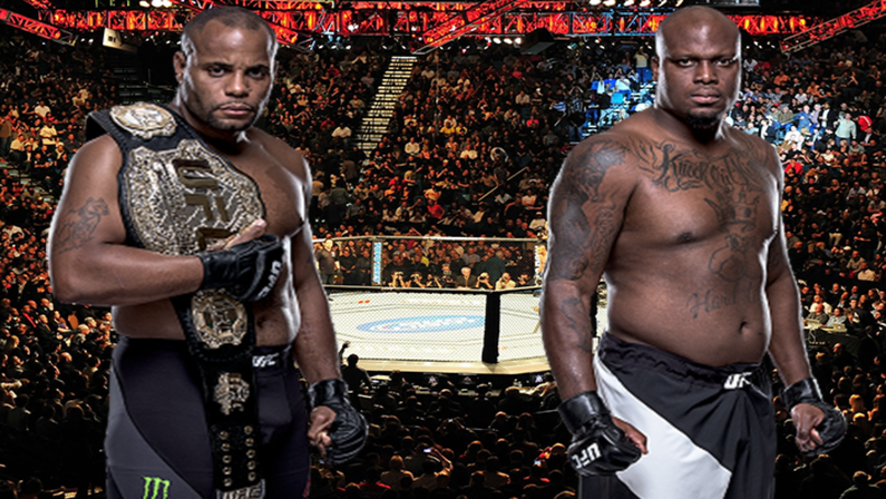 Daniel Cormier Set To Defend UFC Heavyweight Title Against Derrick Lewis