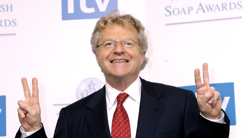 '​The Jerry Springer Show' Has Been Cancelled After 27 Years