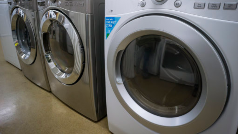 Mum Warns Of Dangers Of Washing Machines After Child Becomes Trapped