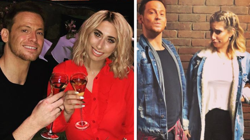 Stacey Solomon Reveals She Won't Marry Joe Swash Because Of 'Money'