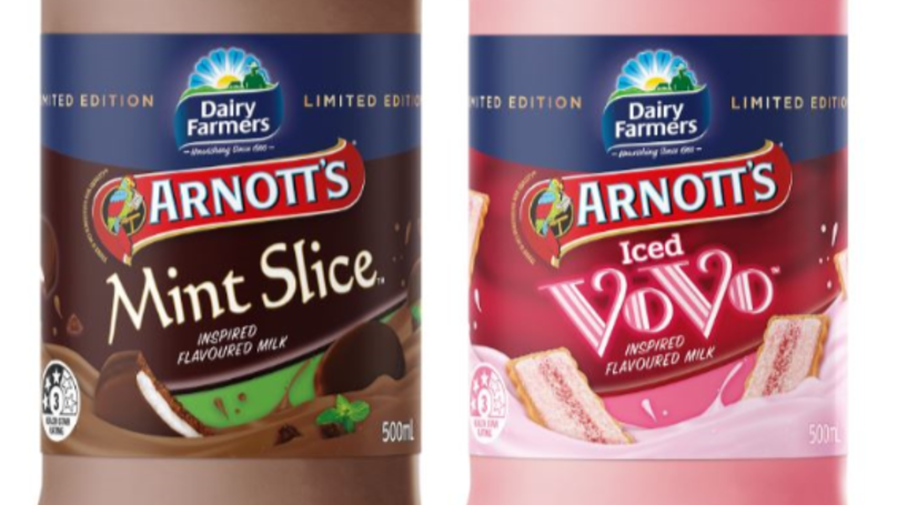 Dairy Farmers And Arnott's Unveil New Milkshakes That Actually Weren't An April Fools Joke