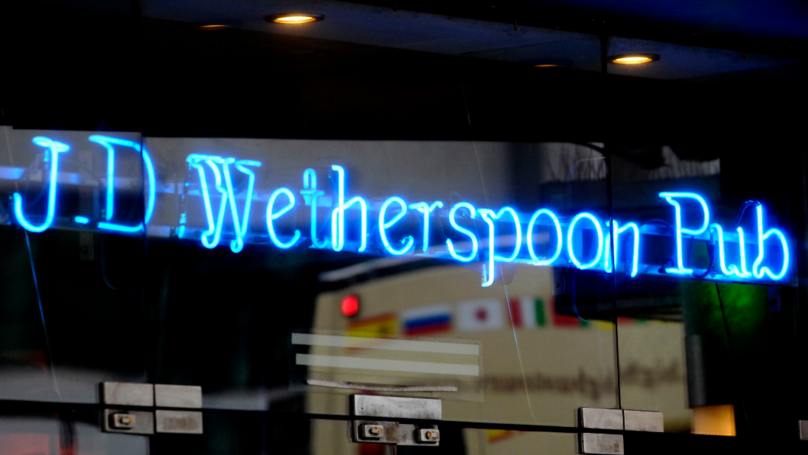 There's Only One Rule For The Wetherspoon Dress Code