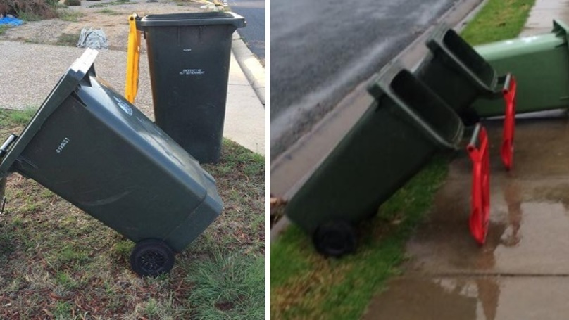 Facebook Page Dedicated To 'Bin Lid Standing' Is Testament To The Evolution Of Man