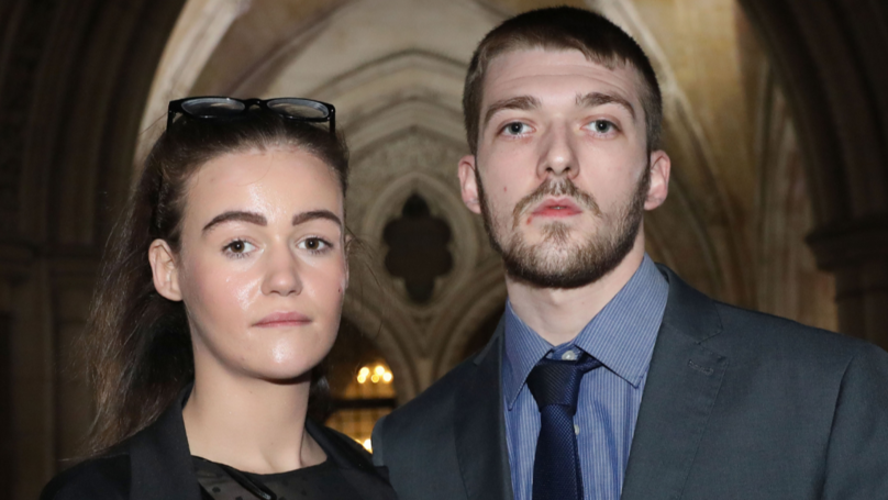 Alfie Evans' Parents Lose Appeal To Fly Son To Italy