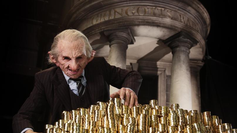 Warner Bros. Studio Tour To Open New 'Gringotts Wizarding Bank' In April