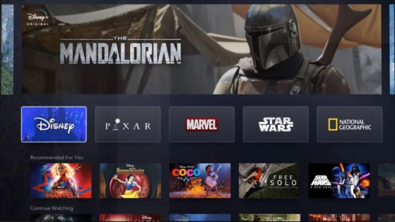 Disney Reveals Details Of New Streaming Platform