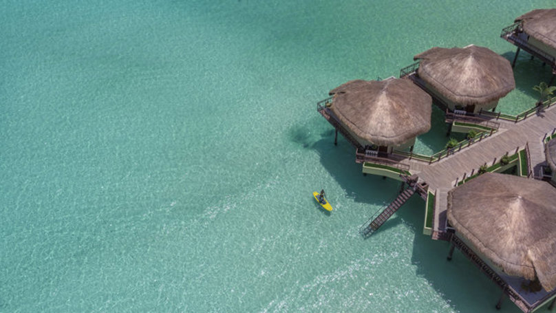 Fancy Sleeping Over The Ocean In Mexico? Look No Further!