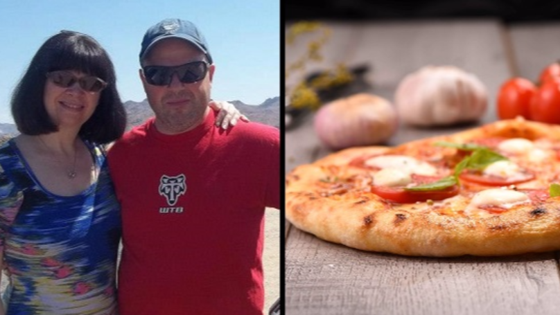 British Man Uses Pizza To Help American Grandparents Find Missing Girl