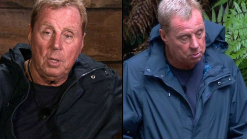 Harry Redknapp Tells Brilliant Story On 'I'm A Celeb' About Meeting His Wife