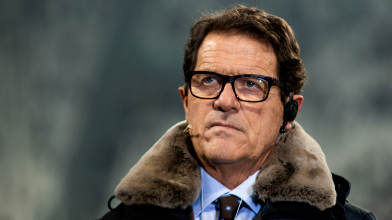Fabio Capello Says Only Three Footballers Are 'Geniuses'