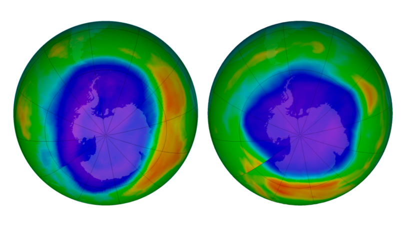 ​Ozone Layer Could Be Completely Healed By The 2060s