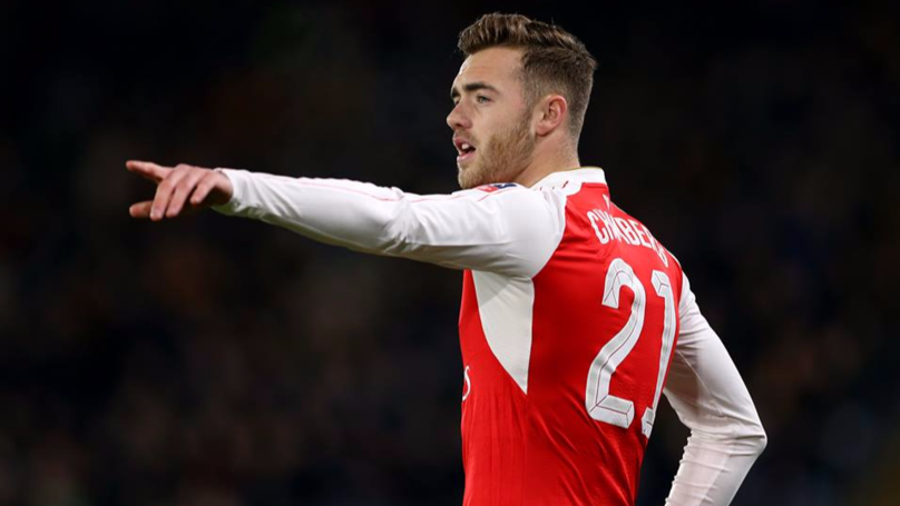 Arsenal Reject Bid For Calum Chambers From Premier League Side