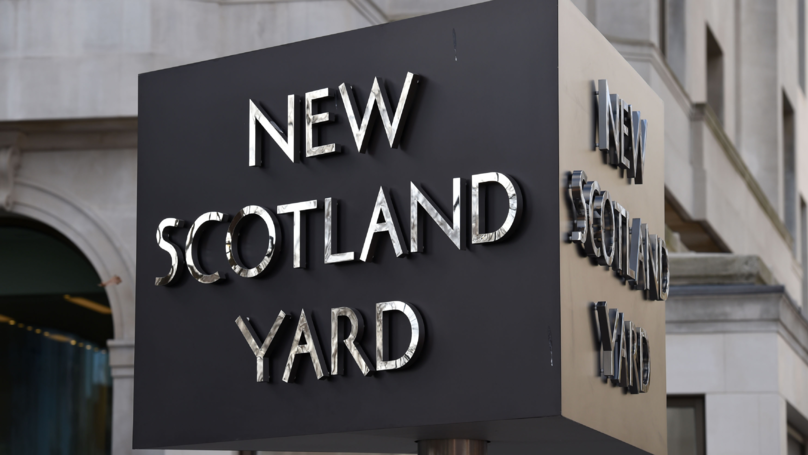 Four Men Have Been Stabbed To Death In London During NYE Celebrations