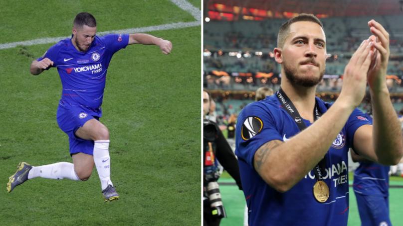 Chelsea Fans Laud Eden Hazard As Best Ever Chelsea Player
