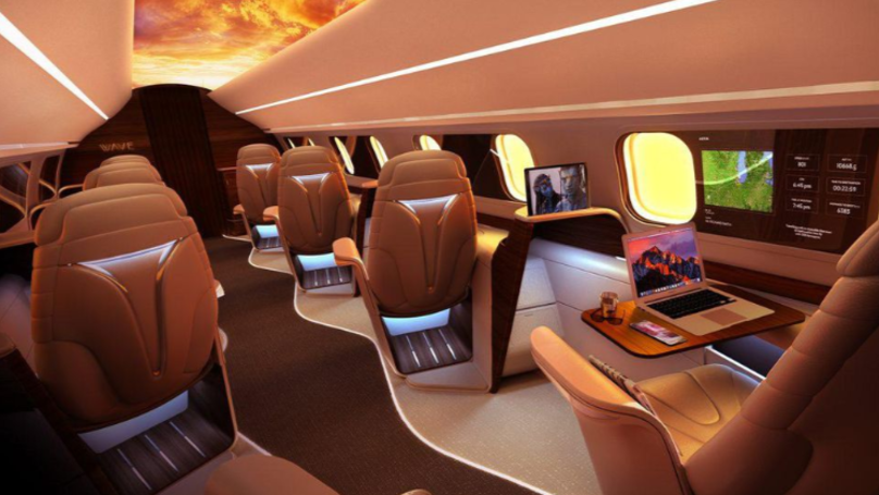 Company Revolutionizing Air Travel Provides Private Jet Experience For Economy Prices