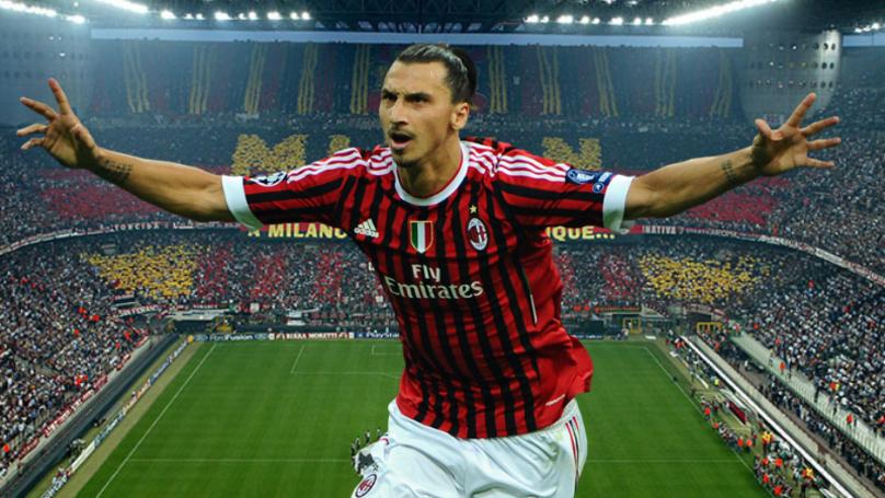 AC Milan Make A Firm Contract Offer To Zlatan Ibrahimović