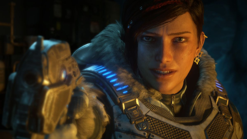 """'Gears 5' Is """"Looking Great"""" According To Xbox Boss Phil Spencer"""