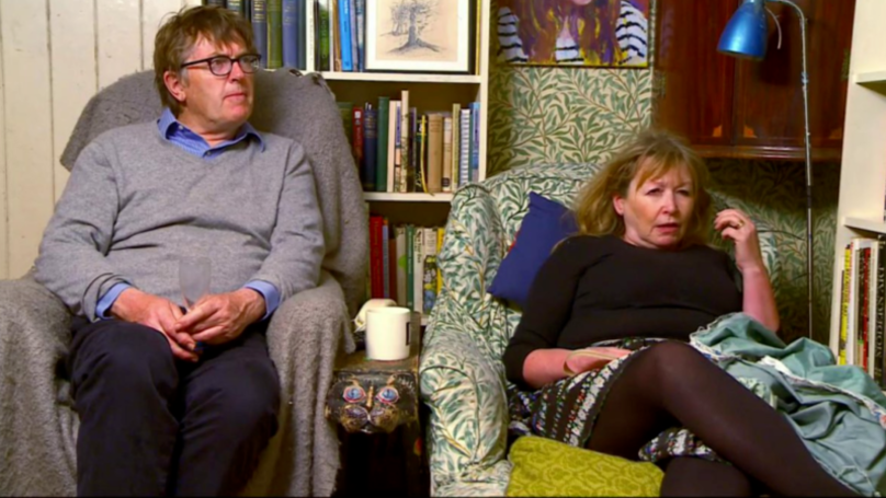 Gogglebox Creator Explains Why Mary And Giles Were Missing From Last Week's Show