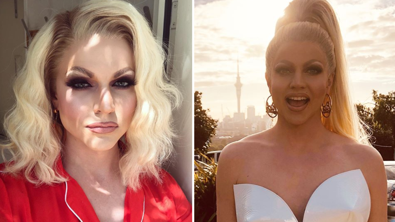 Courtney Act Is Getting Her Very Own Talk Show
