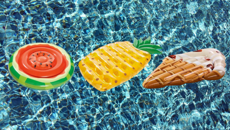 Lidl's Relaunched The Ultimate Summer Inflatables And They're Just £6.99 A Pop