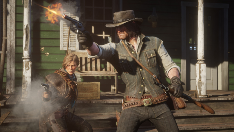 ​'Red Dead Online' Jobs And Playlists Leaked