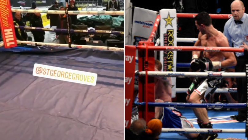 Carl Froch Brutally Trolls George Groves About Wembley Stadium Knockout