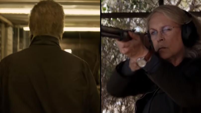 Michael Myers Goes On Brutal Killing Spree In Terrifying New 'Halloween' Trailer