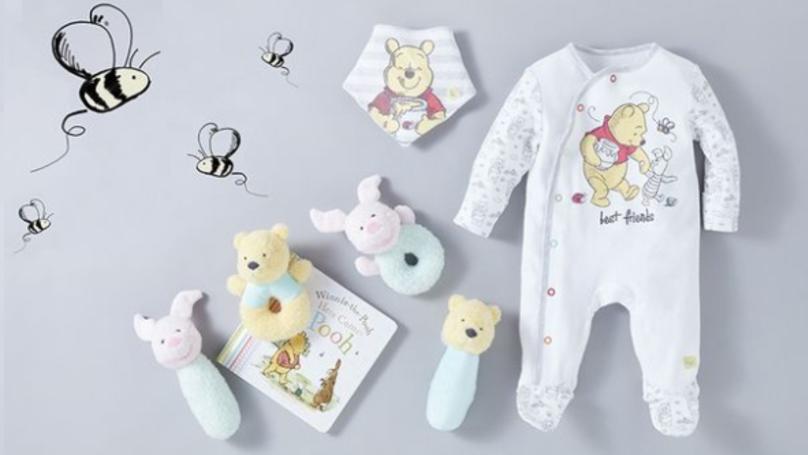 Dress Your Little Honeys In Primark's New Winnie The Pooh Range