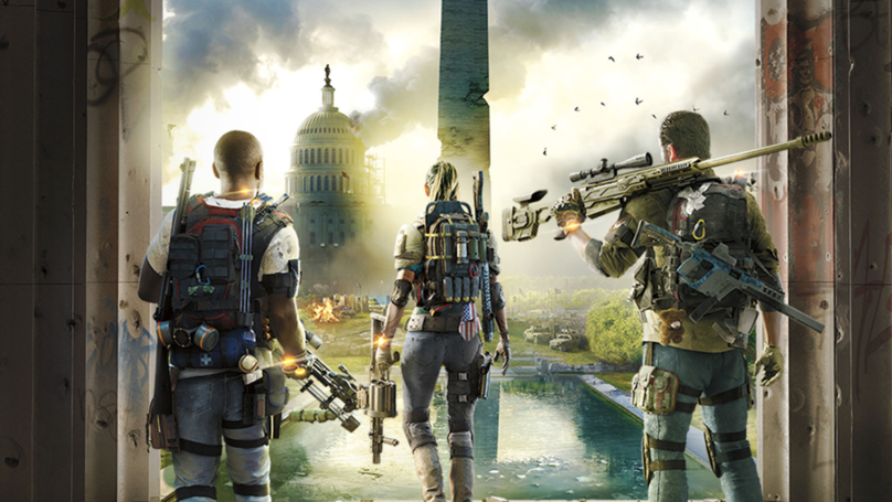 ​Ubisoft Removes Homophobic Slur From Street Art In 'The Division 2'