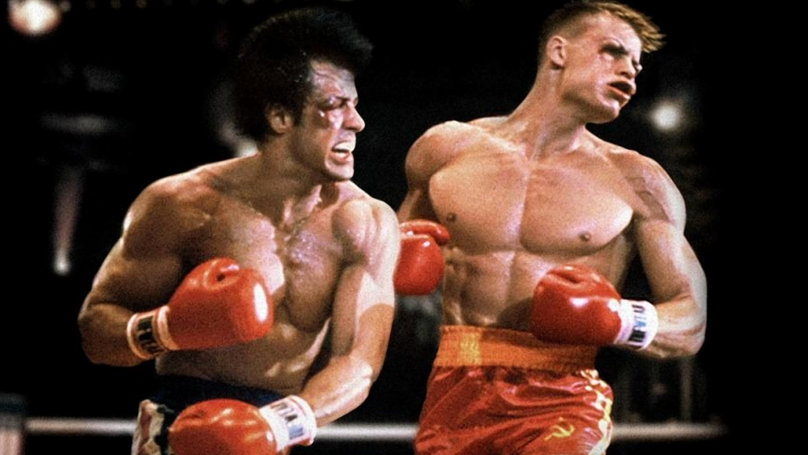 Sylvester Stallone And Dolph Lundgren Reunite Ahead Of Creed 2