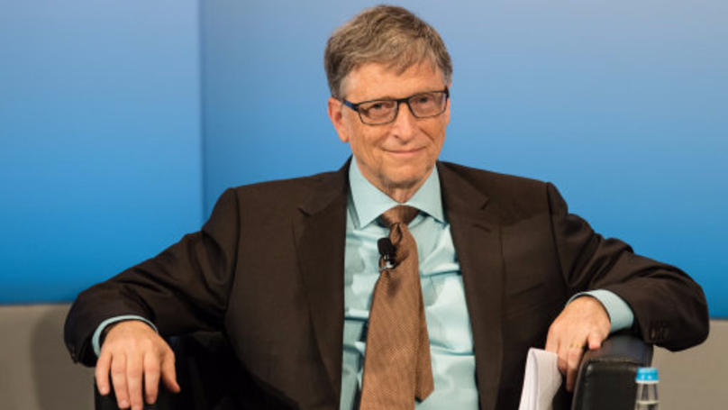 Bill Gates Has Reportedly Donated Five Percent Of His Fortune To Charity