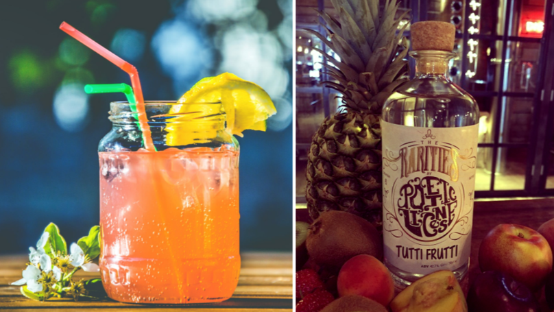This Tutti Frutti Gin Will Satisfy Any Sweet Tooth